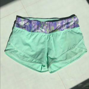 Ivivva Speedy Shorts Girls Sz 10
